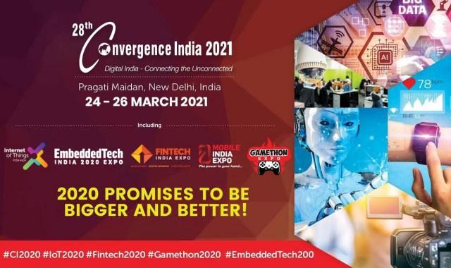 Convergence India 2021