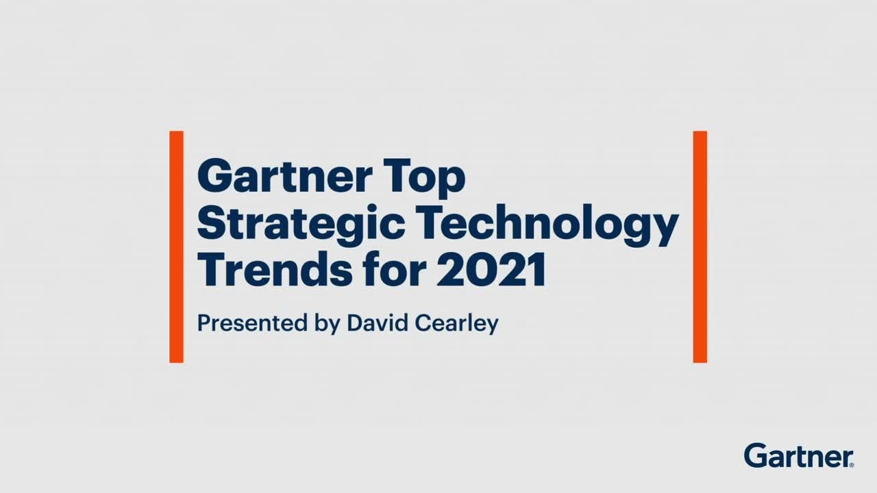 Gartner Application Innovation & Business Solutions Summit