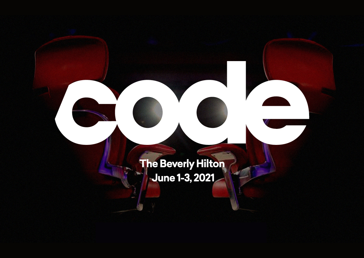 Recode Code Conference 2021
