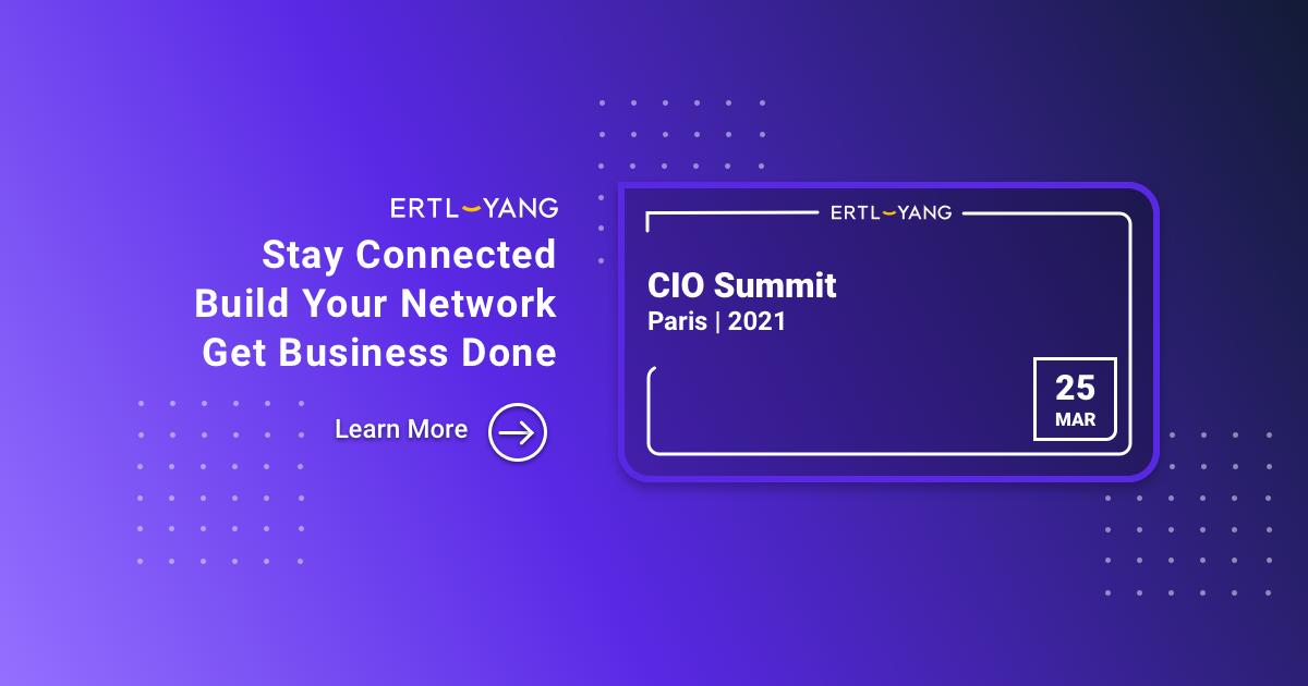 Paris CIO Summit 2021