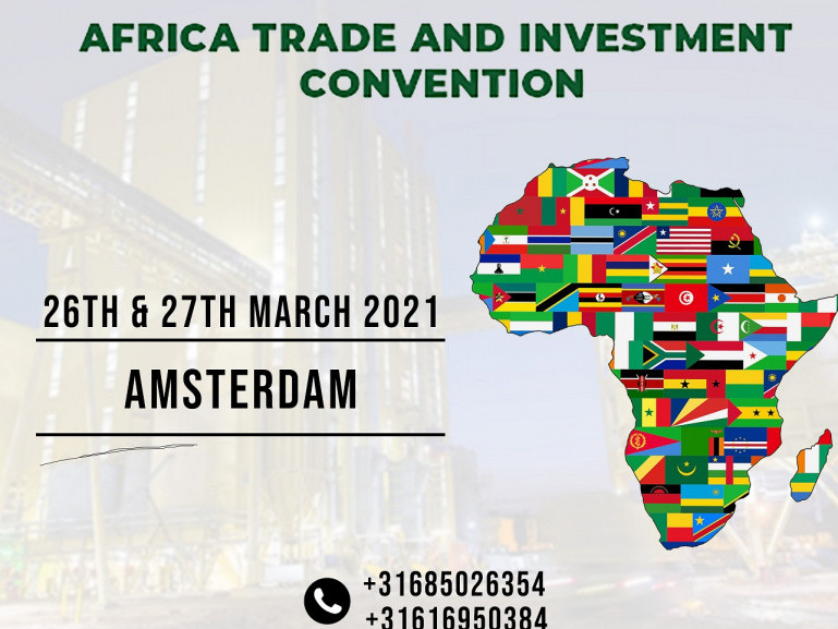 """""""Africa Trade And Investment Convention """""""