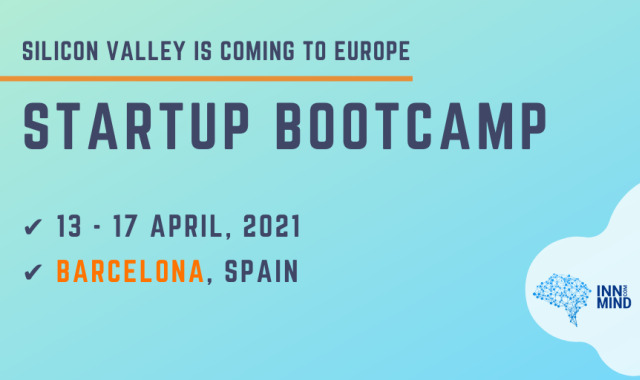 Startup Bootcamp 2021