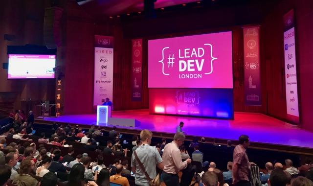 Lead Dev London 2021